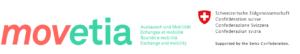 Logo Movetia CH confederation